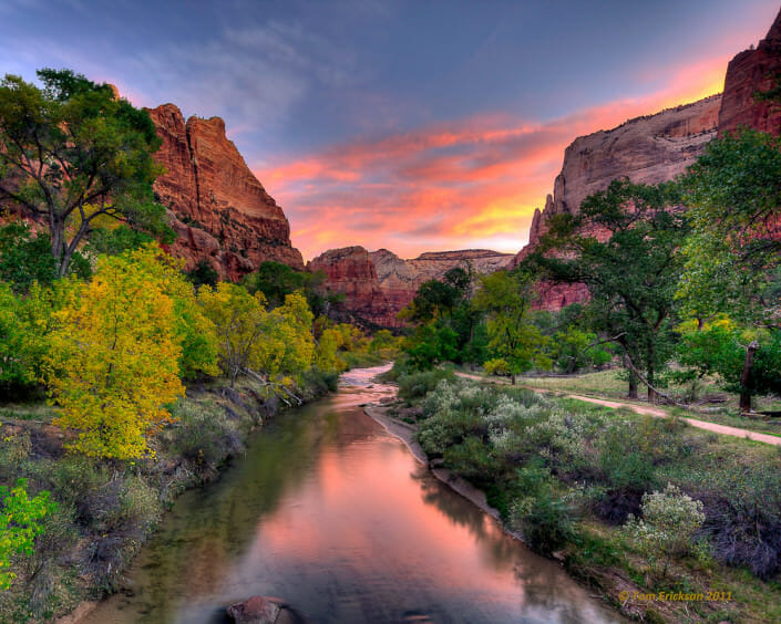 The Grotto - Zion National Park