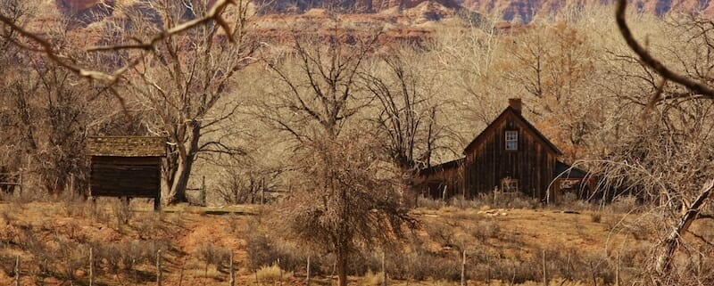 Things to do near Zion National Park - Grafton Ghost Town