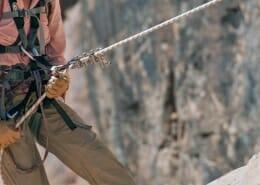 Echo Canyon Canyoneering Adventure in Zion